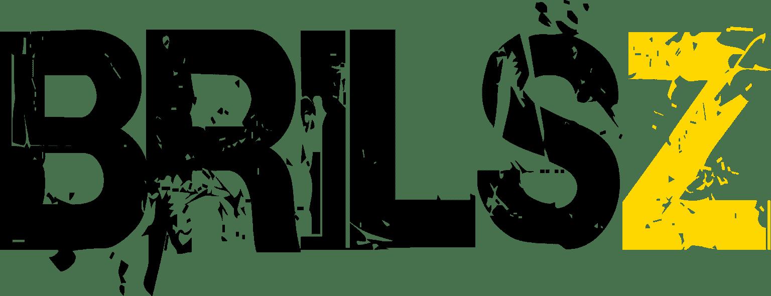 Brilsz transparant logo